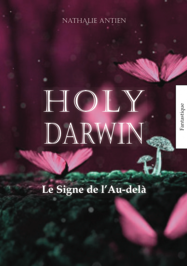 Couverture Holy Darwin T2