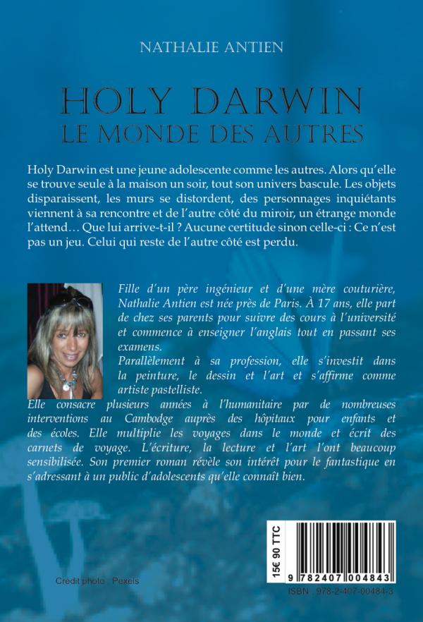 Auteur Nathalie Antien
