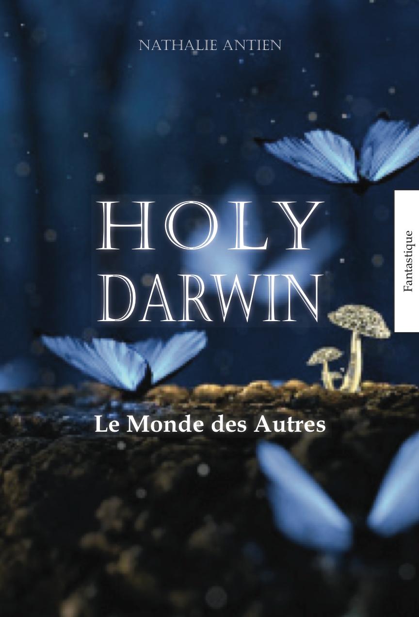 Première de couv Holy Darwin